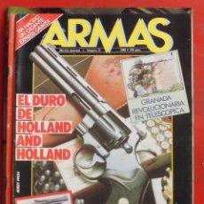 Militaria: ARMAS Nº 72. Lote 262156050