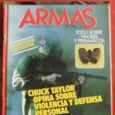 Militaria: ARMAS Nº 74. Lote 262156085
