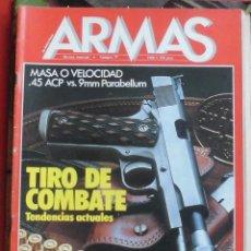 Militaria: ARMAS Nº 77. Lote 262156135