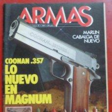 Militaria: ARMAS Nº 81. Lote 262156165
