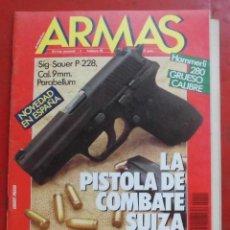 Militaria: ARMAS Nº 90. Lote 262156215