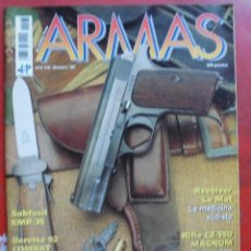 Militaria: ARMAS Nº 185. Lote 262156260