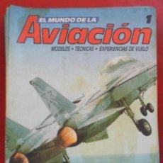 Militaria: EL MUNDO DE LA AVIACIÓN. PLANETA AGOSTINI. FASCÍCULO Nº 1. Lote 262386695