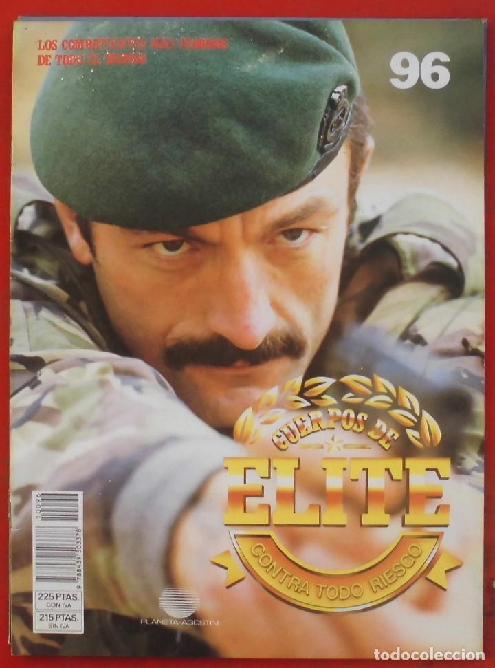 CUERPOS DE ELITE Nº 96 (Militar - Revistas y Periódicos Militares)