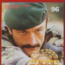 Militaria: CUERPOS DE ELITE Nº 96. Lote 262826520