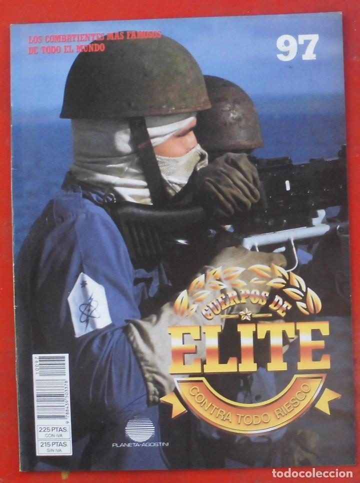 CUERPOS DE ELITE Nº 97 (Militar - Revistas y Periódicos Militares)