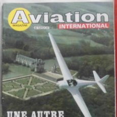 Militaria: AVIATION INTERNATIONAL Nº 801. Lote 263099455
