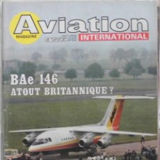 Militaria: AVIATION INTERNATIONAL Nº 804. Lote 263099505