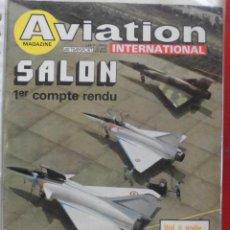 Militaria: AVIATION INTERNATIONAL Nº 805. Lote 263099520