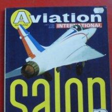 Militaria: AVIATION INTERNATIONAL SALON. Lote 263099720