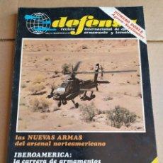 Militaria: REVISTA DEFENSA N° 64-65 , AGOSTO-SEPTIEMBRE 1983. Lote 263125920