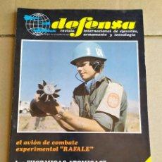 Militaria: REVISTA DEFENSA N° 92 , DICIEMBRE 1985. Lote 263126215