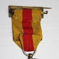 Militaria: 153,, MEDALLA DE LA GUERRA CIVIL ESPAÑOLA.17 JULIO 1936. ARRIBA ESPAÑA UNA GRANDE LIBRE. Lote 263197535