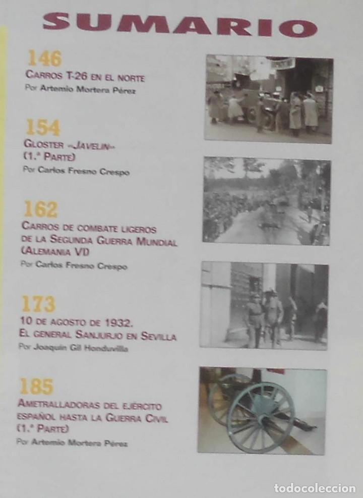 Militaria: REVISTA ESPAÑOLA DE HISTORIA MILITAR Nº 113 - Foto 2 - 263614080