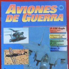 Militaria: AVIONES DE GUERRA PLANETA AGOSTINI. FASCÍCULO Nº 19. Lote 267185519