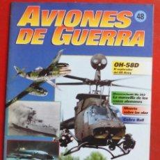 Militaria: AVIONES DE GUERRA PLANETA AGOSTINI. FASCÍCULO Nº 48. Lote 267317839