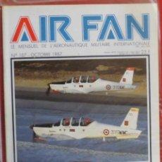 Militaria: AIR FAN AÑO 1987 Nº 107 OCTUBRE. Lote 269197338