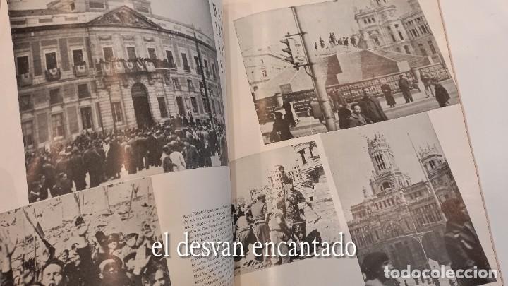 Militaria: Revista VERTICE. Falange Española. Año 1939. Incluye un encartable literario. VER FOTOS - Foto 5 - 272465418