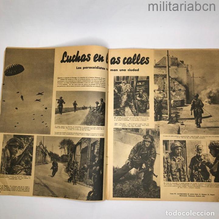 Militaria: Alemania III Reich. Revista Der Adler nº 14 del 13 de julio de 1943. - Foto 4 - 276911458