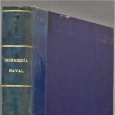 Militaria: 1931.- REVISTA TECNICA DE LA ASOCIACION DE INGENIEROS NAVALES. CARTAGENA. Lote 277078793