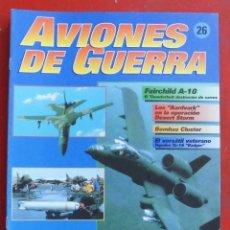 Militaria: AVIONES DE GUERRA PLANETA AGOSTINI. FASCÍCULO Nº 26. Lote 277305923