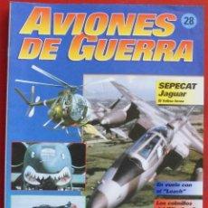 Militaria: AVIONES DE GUERRA PLANETA AGOSTINI. FASCÍCULO Nº 28. Lote 277305968