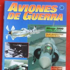 Militaria: AVIONES DE GUERRA PLANETA AGOSTINI. FASCÍCULO Nº 30. Lote 277306033