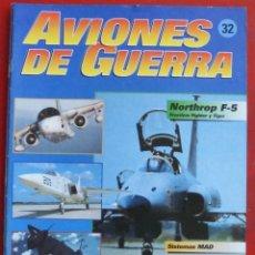 Militaria: AVIONES DE GUERRA PLANETA AGOSTINI. FASCÍCULO Nº 32. Lote 277306068