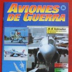 Militaria: AVIONES DE GUERRA PLANETA AGOSTINI. FASCÍCULO Nº 36. Lote 277306108