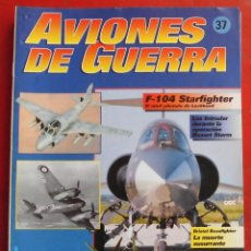 Militaria: AVIONES DE GUERRA PLANETA AGOSTINI. FASCÍCULO Nº 37. Lote 277306148