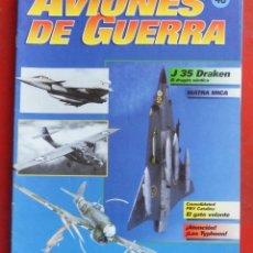 Militaria: AVIONES DE GUERRA PLANETA AGOSTINI. FASCÍCULO Nº 40. Lote 277306163