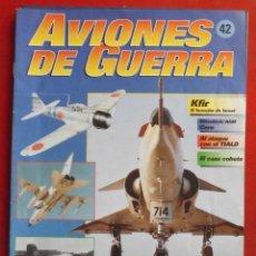 Militaria: AVIONES DE GUERRA PLANETA AGOSTINI. FASCÍCULO Nº 42. Lote 277306173