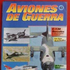 Militaria: AVIONES DE GUERRA PLANETA AGOSTINI. FASCÍCULO Nº 43. Lote 277306178