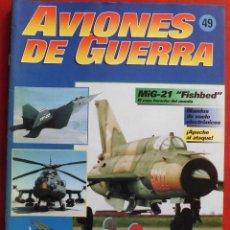 Militaria: AVIONES DE GUERRA PLANETA AGOSTINI. FASCÍCULO Nº 49. Lote 277306198