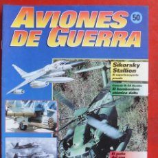 Militaria: AVIONES DE GUERRA PLANETA AGOSTINI. FASCÍCULO Nº 50. Lote 277306203