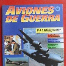 Militaria: AVIONES DE GUERRA PLANETA AGOSTINI. FASCÍCULO Nº 51. Lote 277306208