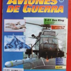 Militaria: AVIONES DE GUERRA PLANETA AGOSTINI. FASCÍCULO Nº 53. Lote 277306218