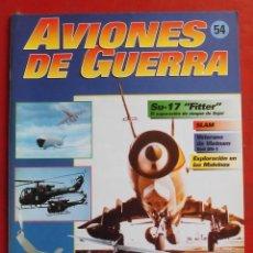 Militaria: AVIONES DE GUERRA PLANETA AGOSTINI. FASCÍCULO Nº 54. Lote 277306223