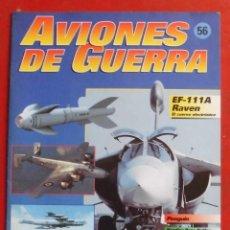 Militaria: AVIONES DE GUERRA PLANETA AGOSTINI. FASCÍCULO Nº 56. Lote 277306228