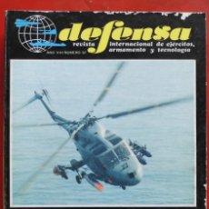 Militaria: DEFENSA Nº 87. Lote 277590563