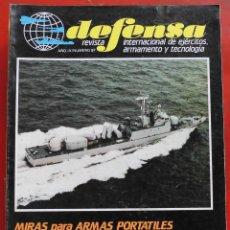 Militaria: DEFENSA Nº 97. Lote 277593373