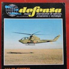 Militaria: DEFENSA Nº 98. Lote 277593523