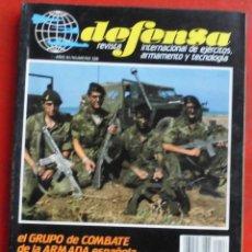 Militaria: DEFENSA Nº 126. Lote 277594198