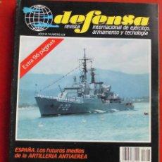 Militaria: DEFENSA Nº 127. Lote 277594378