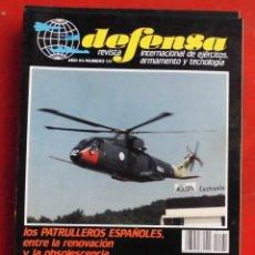 Militaria: DEFENSA Nº 131. Lote 277594813