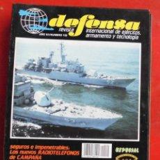 Militaria: DEFENSA Nº 132. Lote 277595003