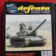 Militaria: DEFENSA Nº 134. Lote 277595183