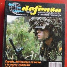 Militaria: DEFENSA Nº 138. Lote 277595413