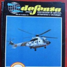 Militaria: DEFENSA Nº 141. Lote 277645123
