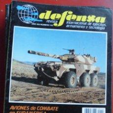 Militaria: DEFENSA Nº 142. Lote 277645268